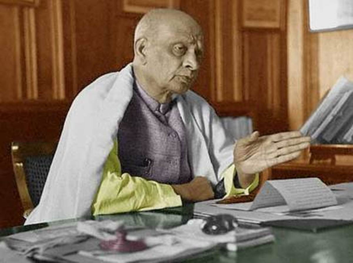 Sardar Patel the man who annexed Hyderabad