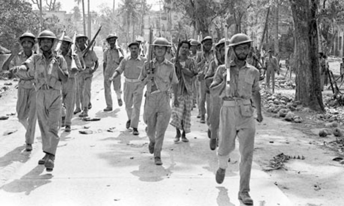 Razakars in Bangladesh