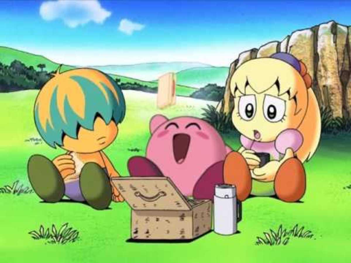 At a Glance: Hoshi no Kaabii/ Kirby: Right Back at Ya!
