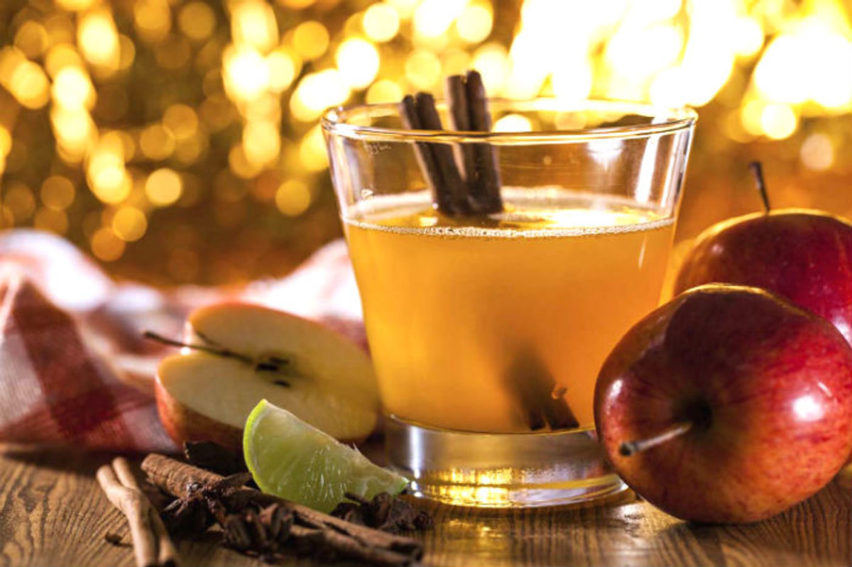 Turmeric and apple cider vinegar