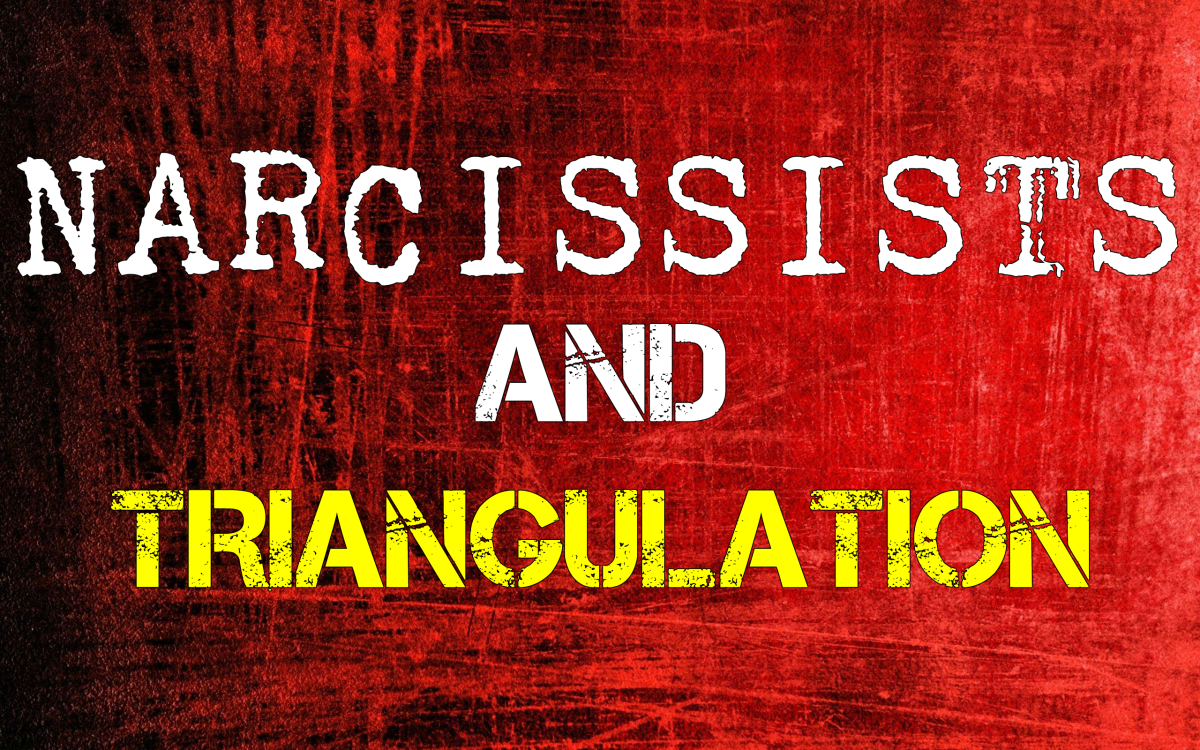 Narcissists And Triangulation