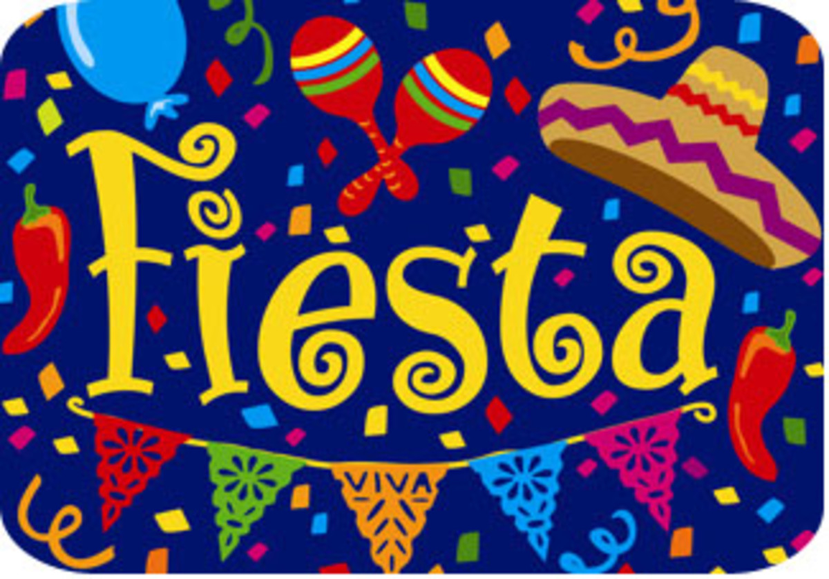 Mexican Fiesta Theme Party Ideas