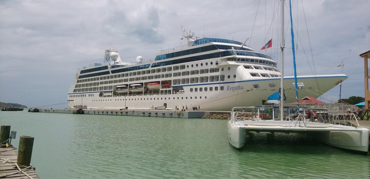 Regatta of Oceania Cruises