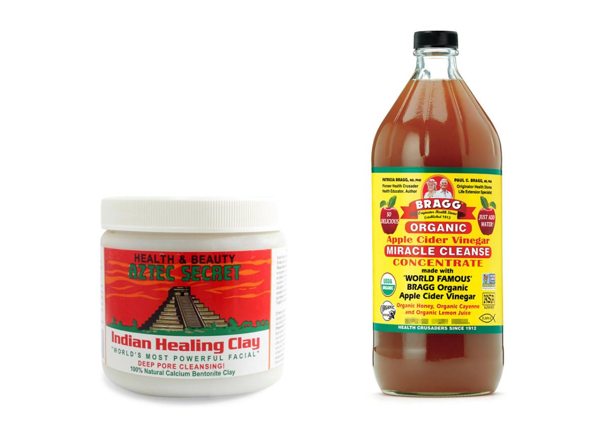 Indian Secret Indian Healing Clay + Apple Cider Vinegar