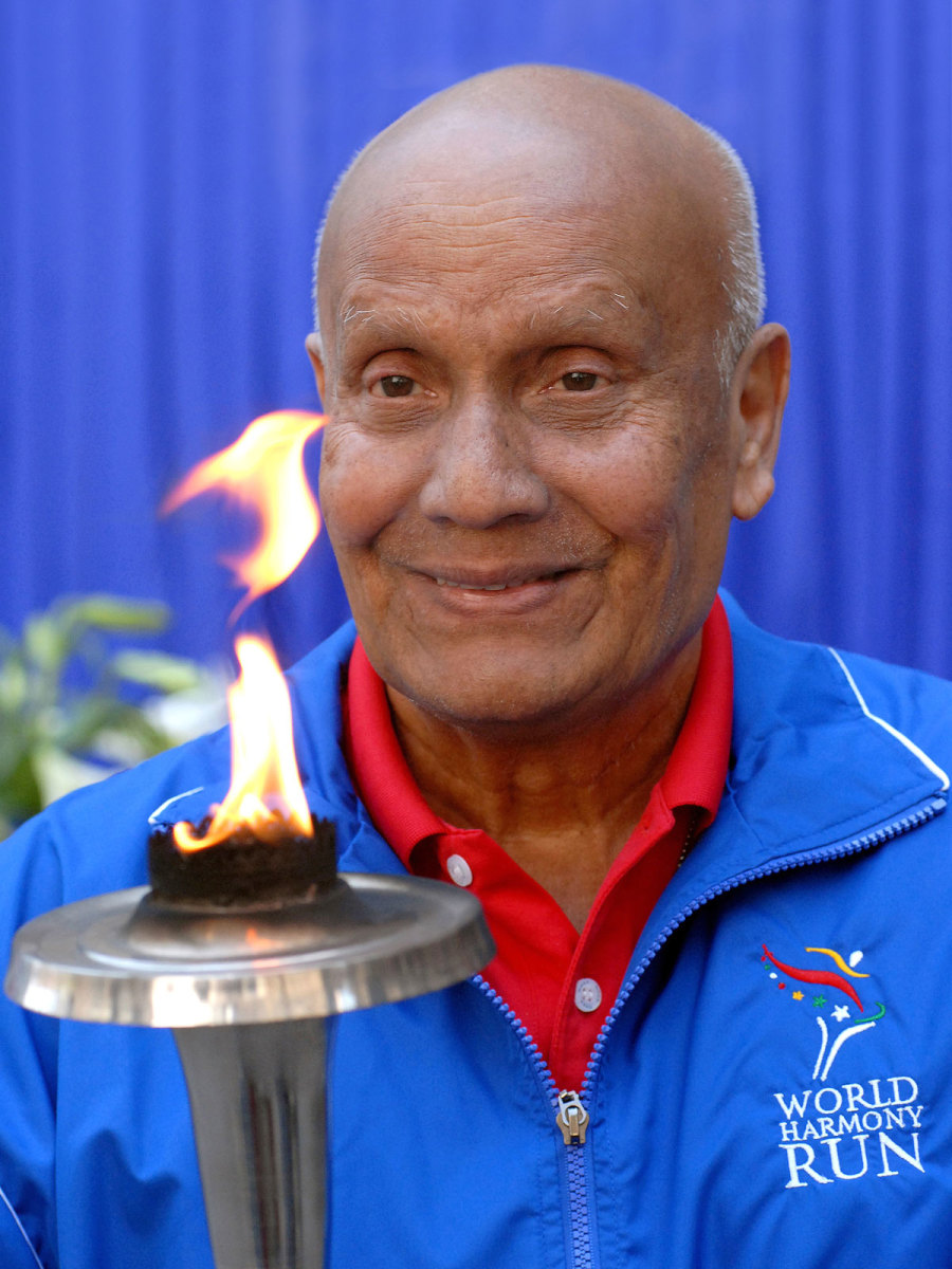 The Light and the Great Master Sri Chinmoy