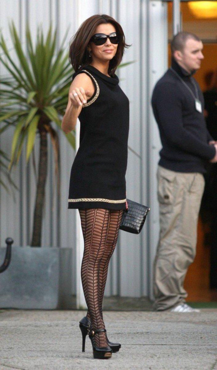 Eva Longoria street style glamour