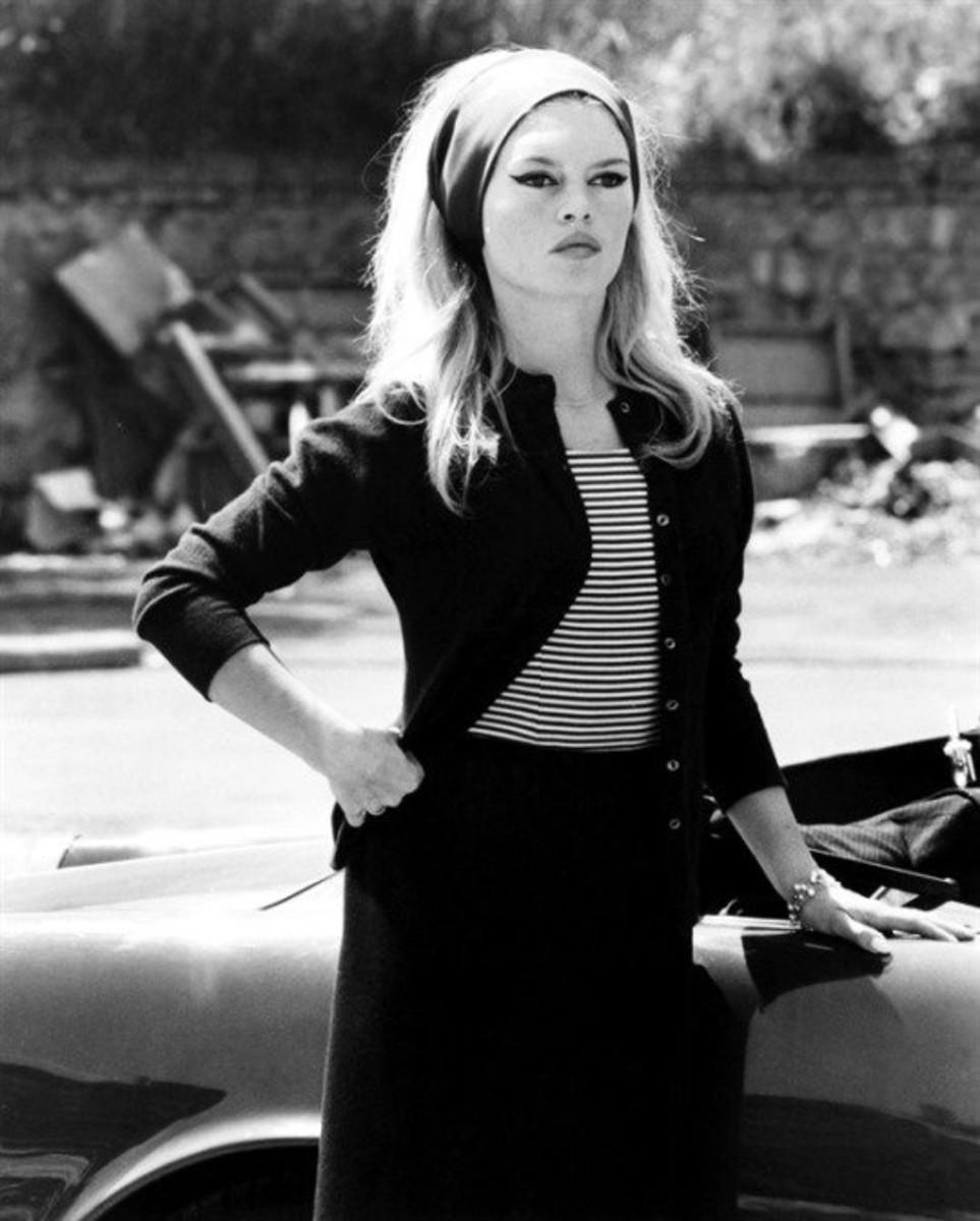 Brigette Bardot Pencil Skirt.