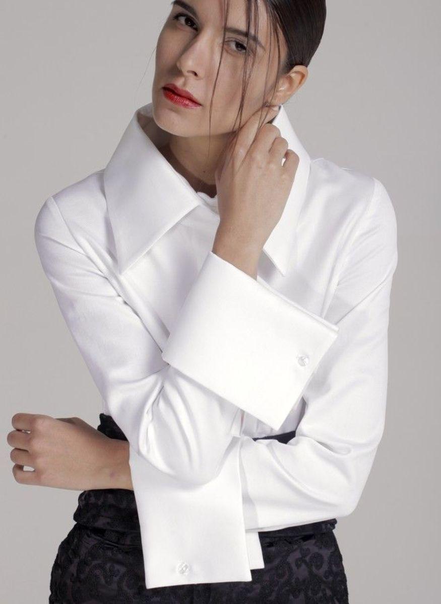 The Crisp White Shirt Essential