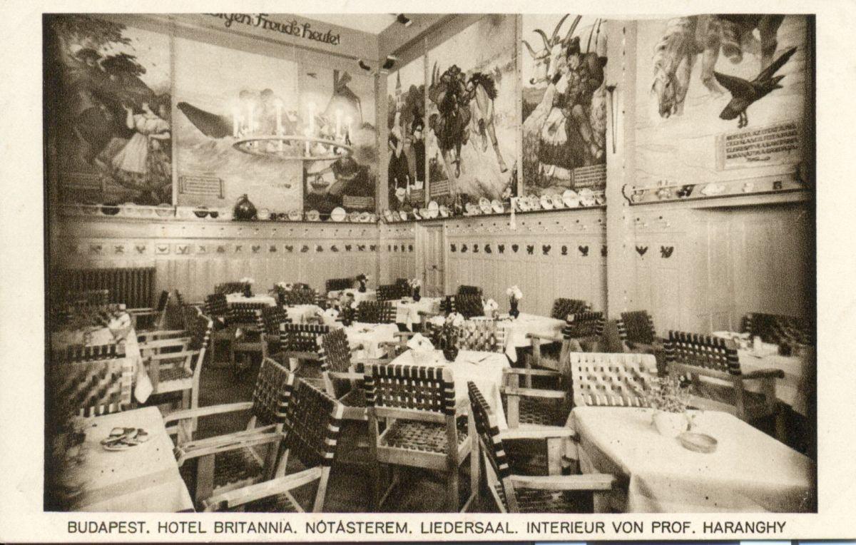 Nótás Restaurant or Beer Salon