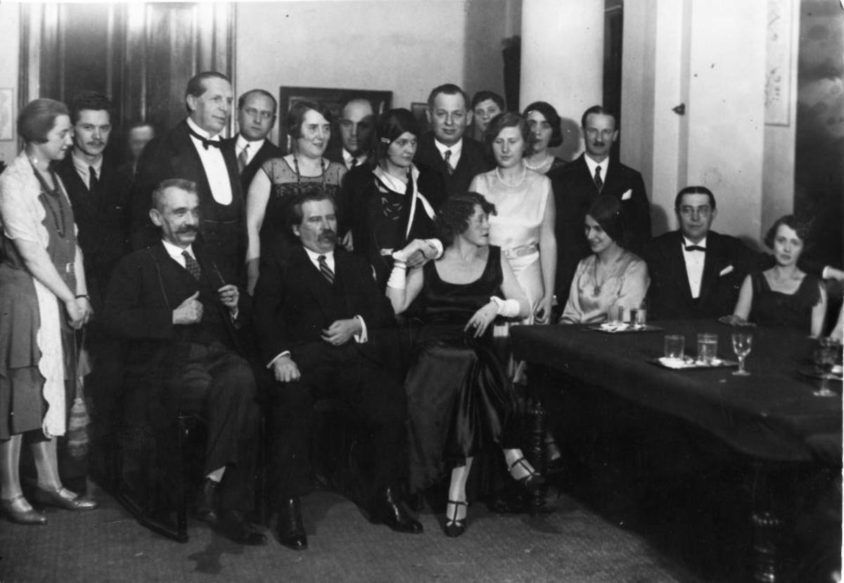 Best years of Britannia were in the 1930s, when the Nyugat Circle had its meetings at the hotel.