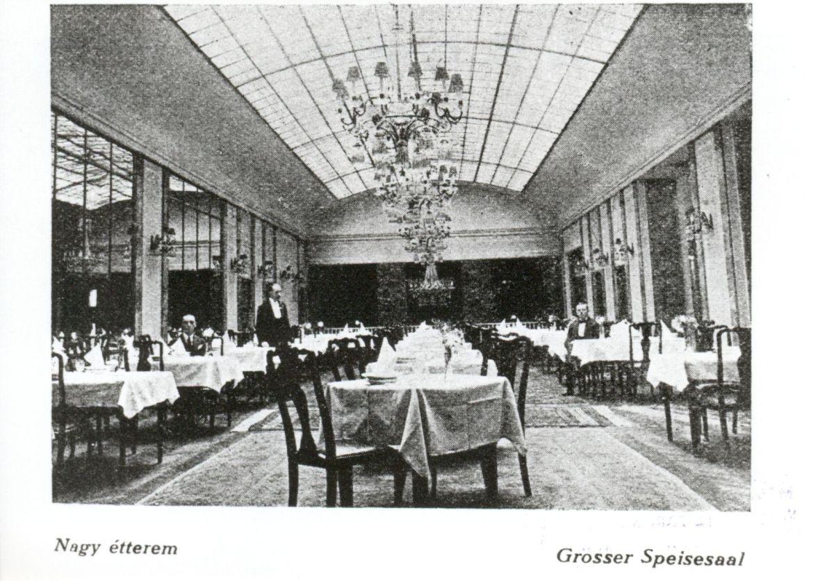 Britannia Hotel Restaurant