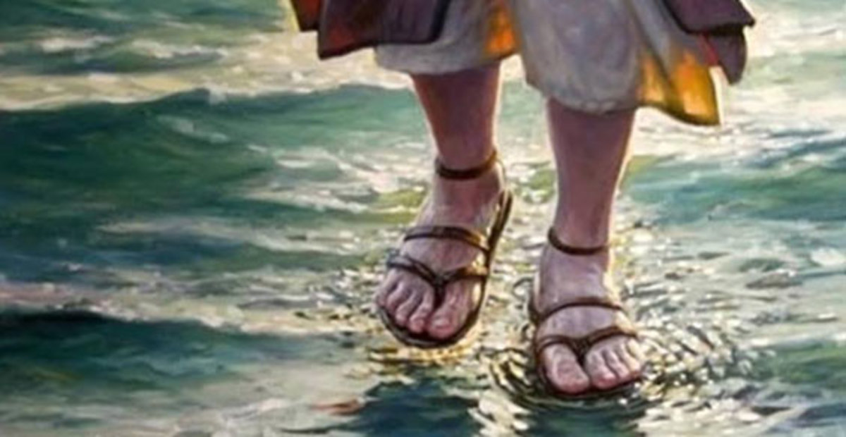 Faith that Walked on Water: Peter's Faith in Jesus
