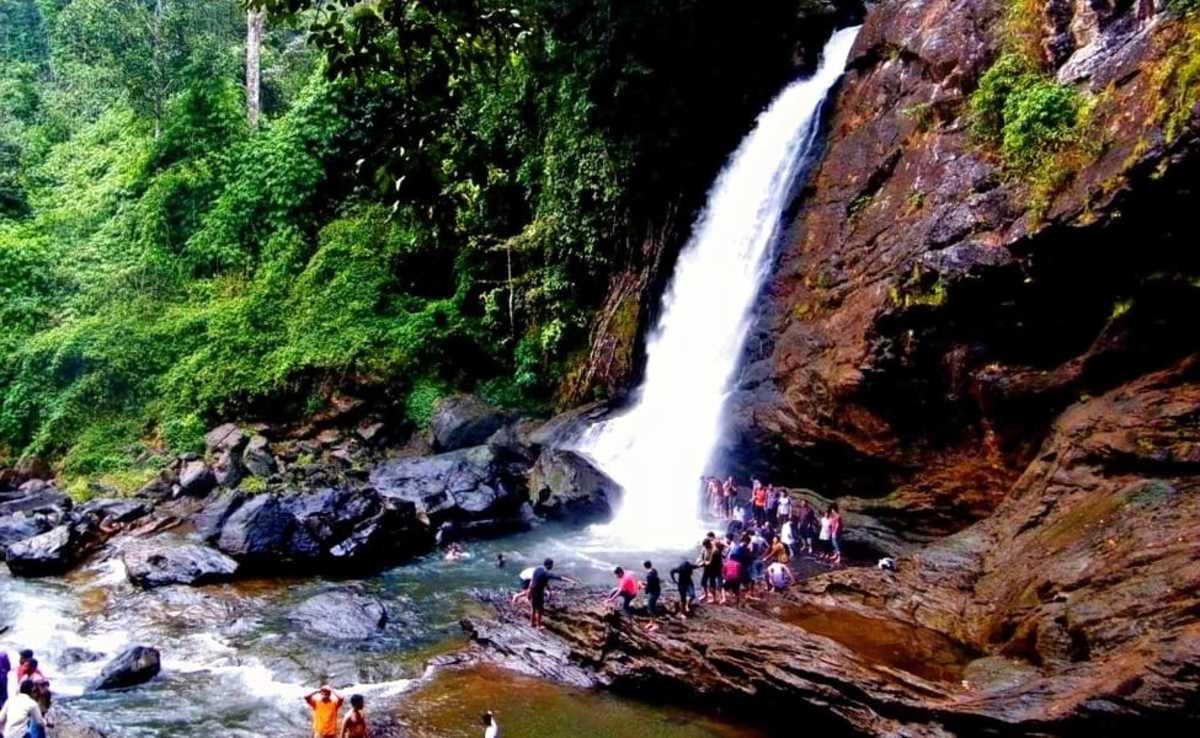 Soochipara Falls, Kerala
