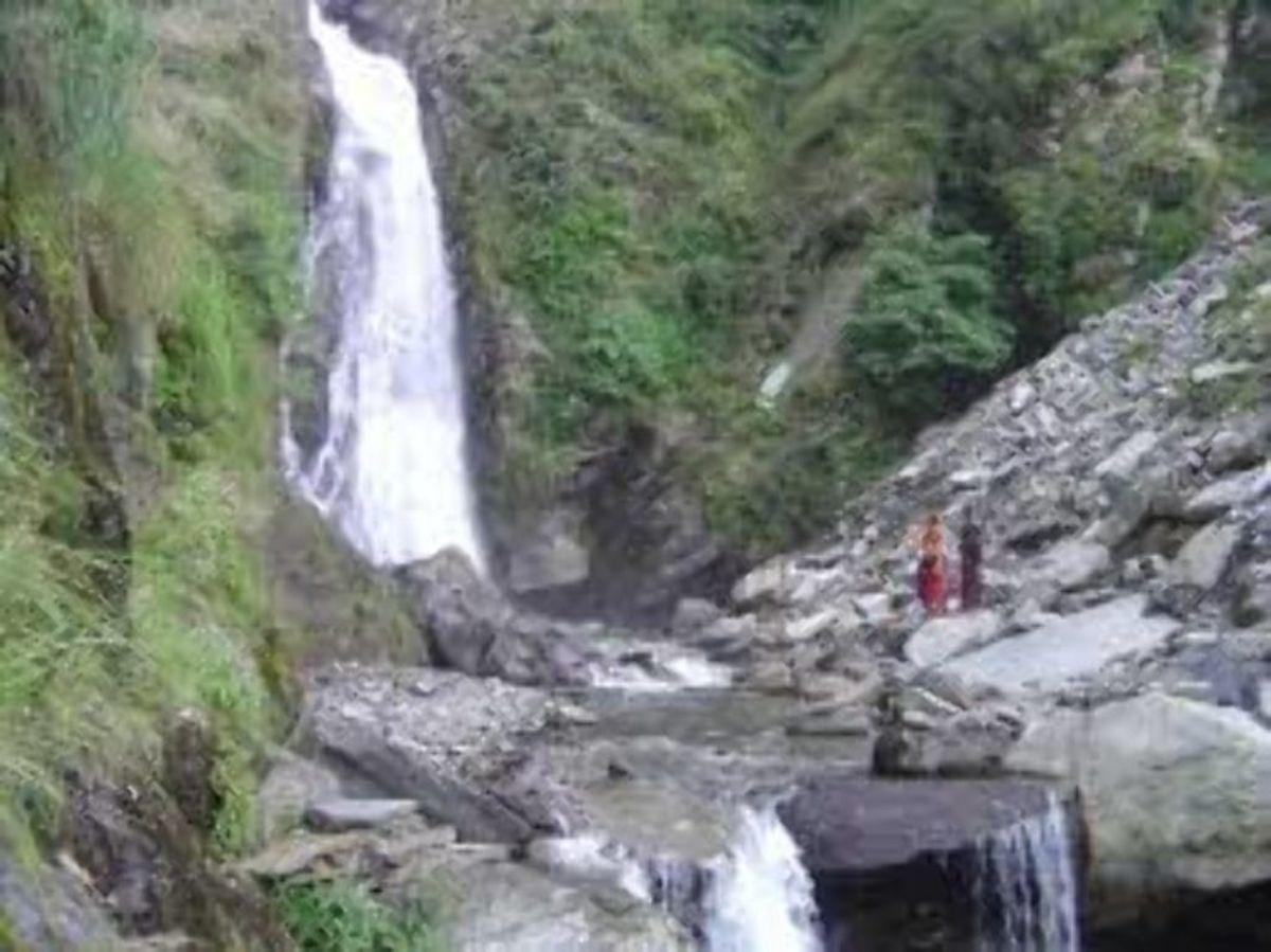 Bhagsu Waterfalls, Himachal Pradesh