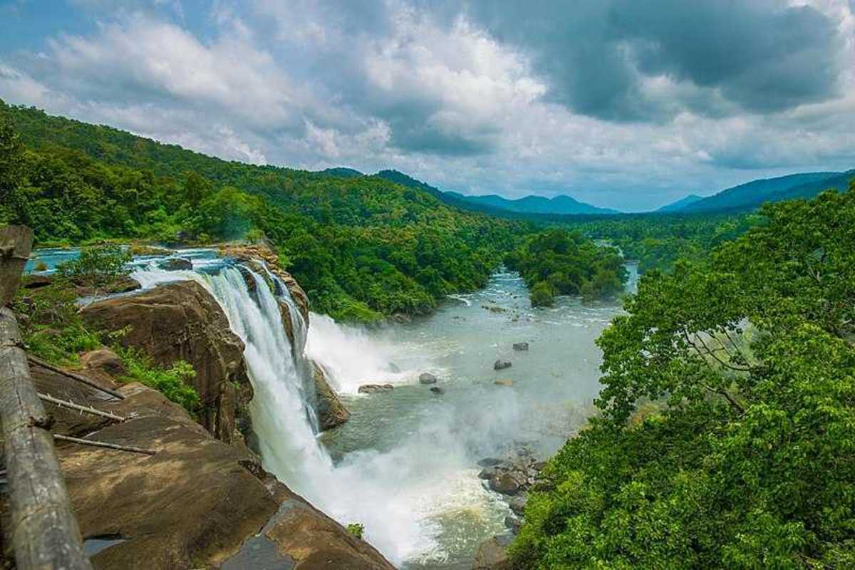 Athirapally Waterfalls, Kerala