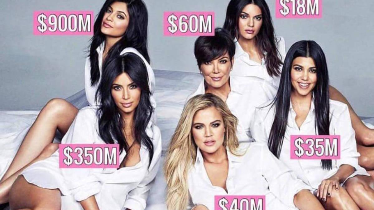 5 Ways the Kardashians Gained Success