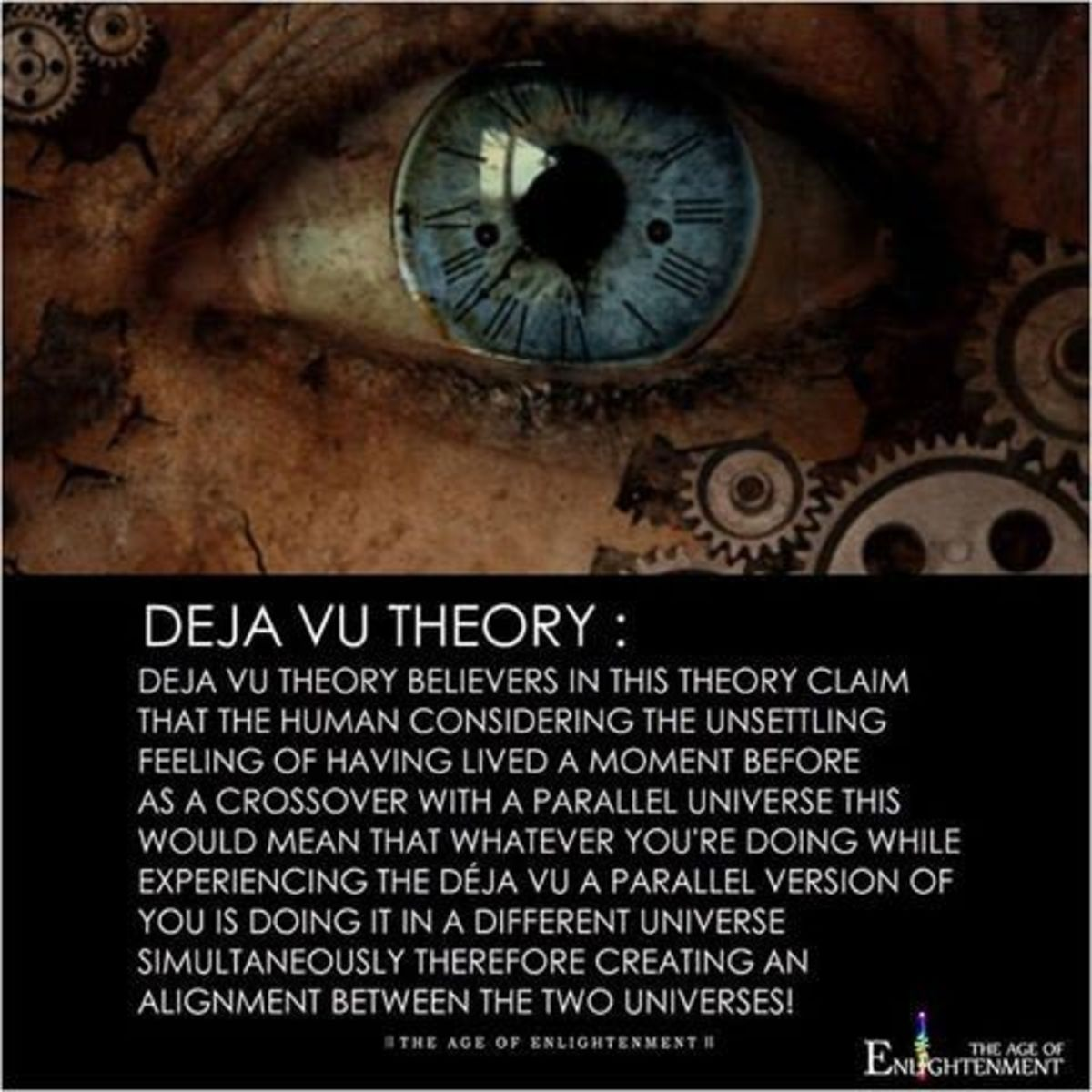 4 Reasons You Experience Deja-Vu - 4 Different Paths of Life.