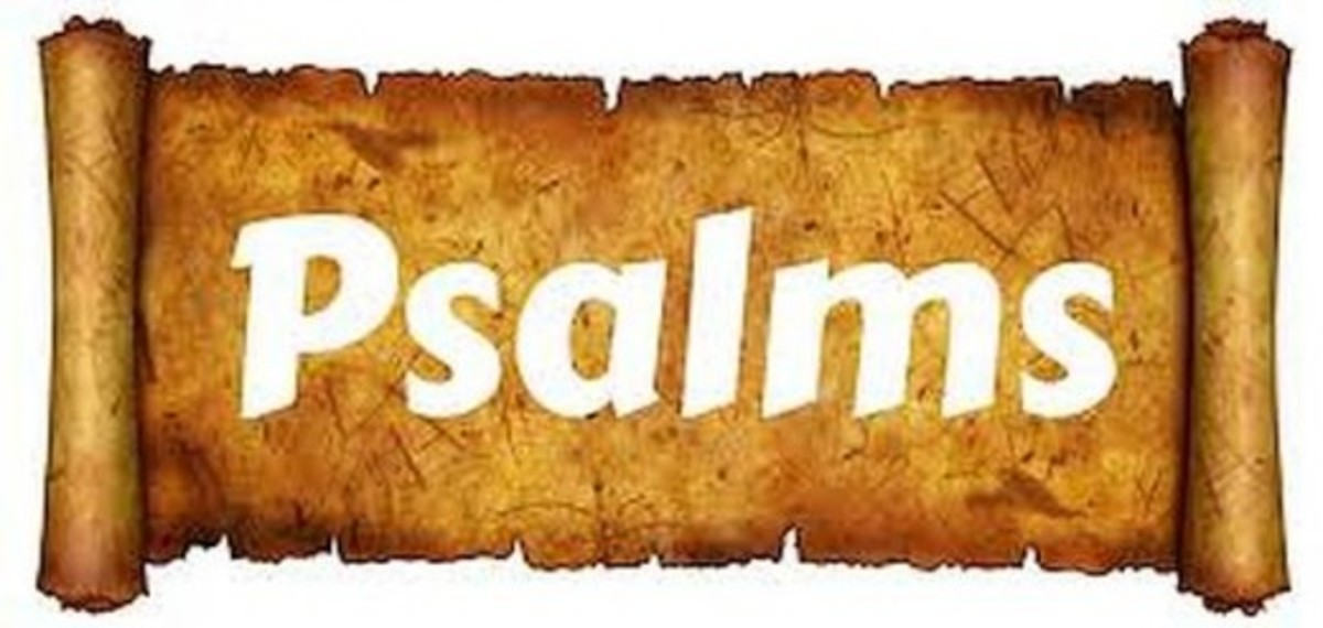 Verses from Psalms Christians Should Know