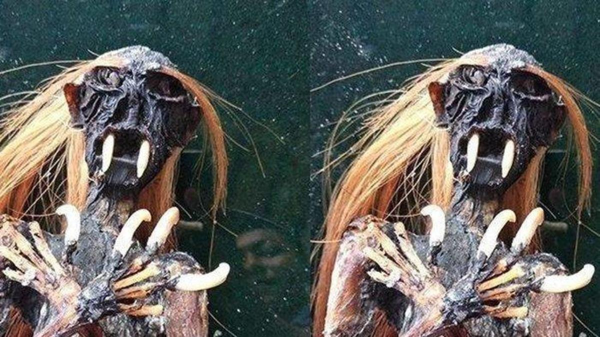 Jenglot: The Terrifying Demon From Indonesia