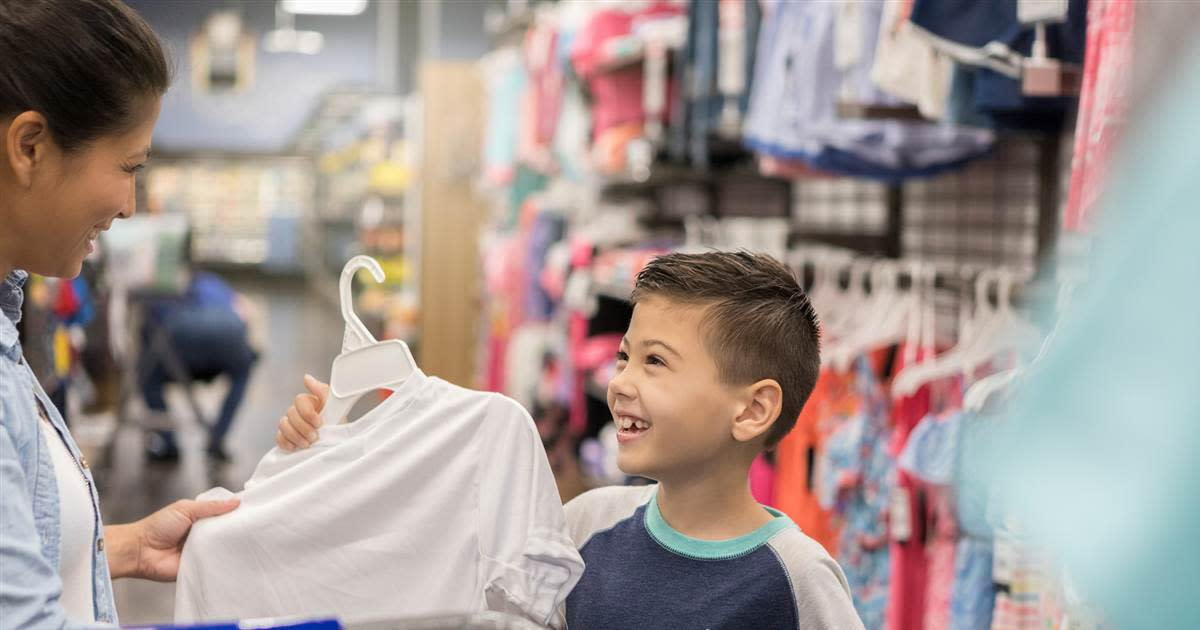 Early Start to Preventing Sleep Loss or Stress caused by Back to School Shopping