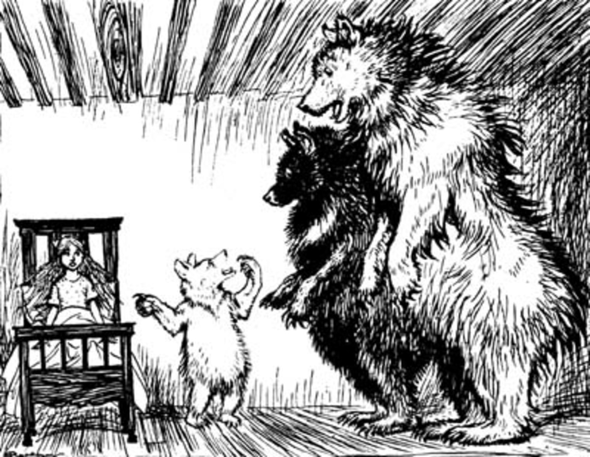 3 Life Lessons From Goldilocks and The Three Bears