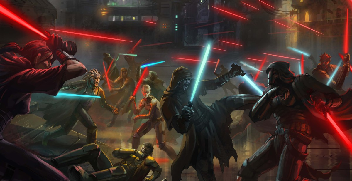 Great Jedi-Sith War
