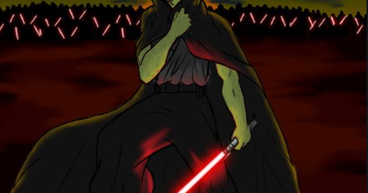Kas'im Training Sith Apprentices