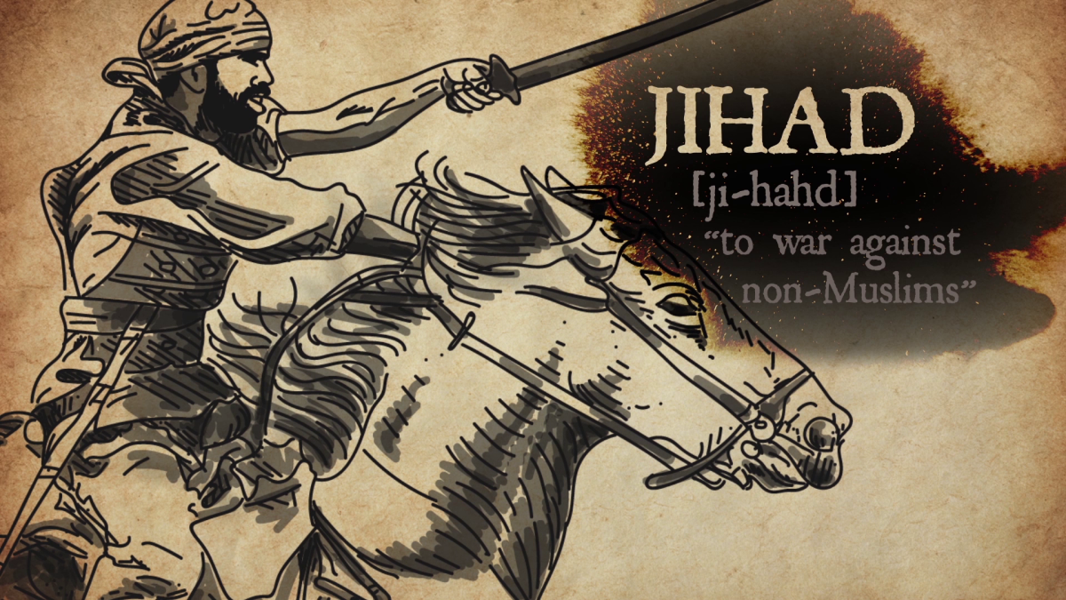 Jihad: Holy War against Infidels