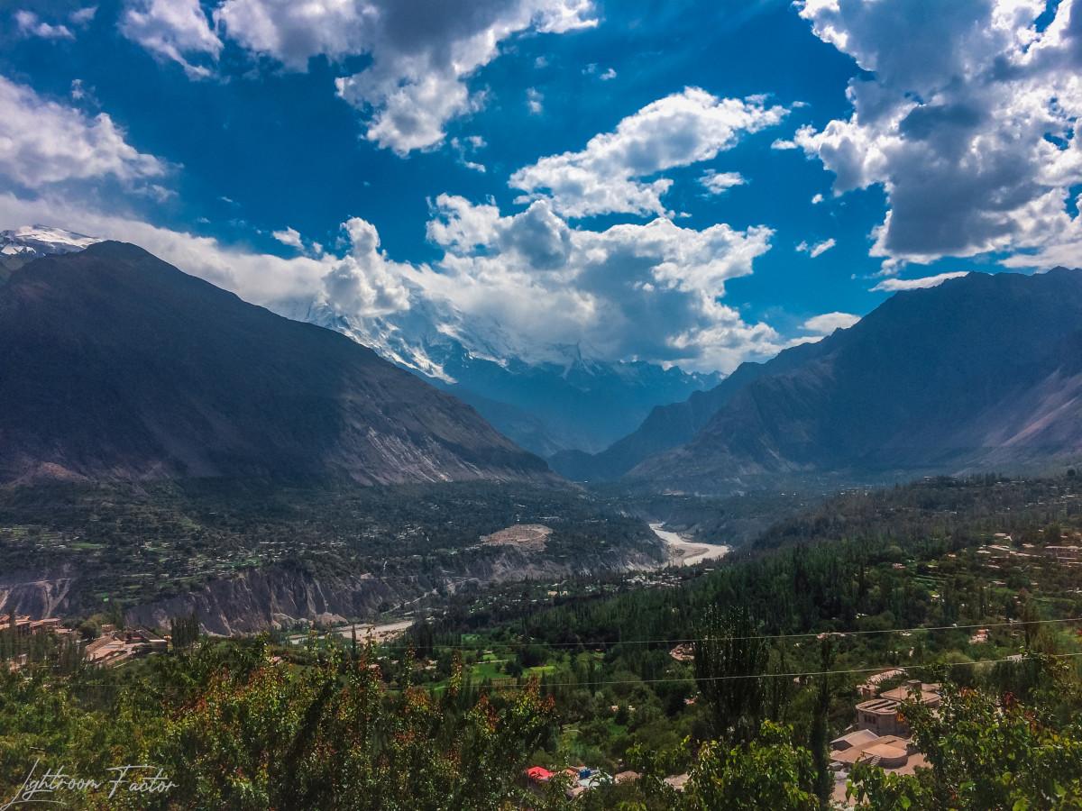 Hunza, Gilgit Baltistan, Pakistan.