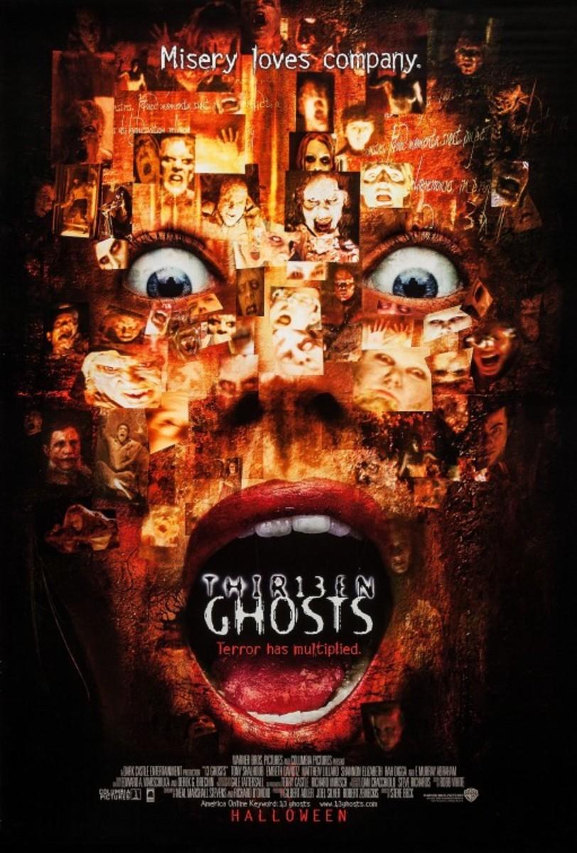 Thir13en Ghosts (2001) Revisited
