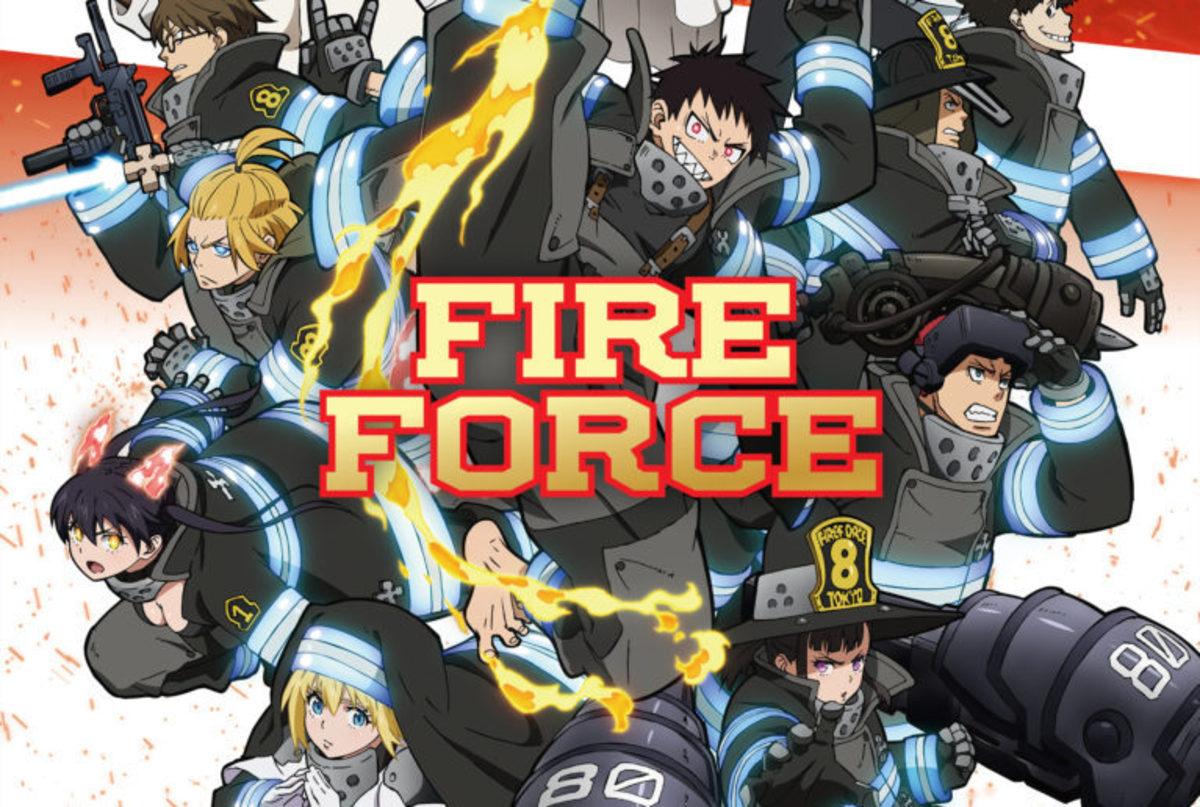 Fire Force Season 2 Comes in July