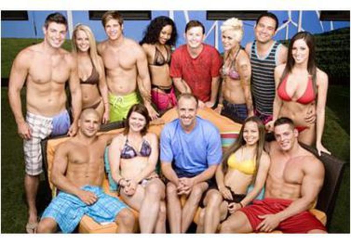 Big Brother Season 11 Cast