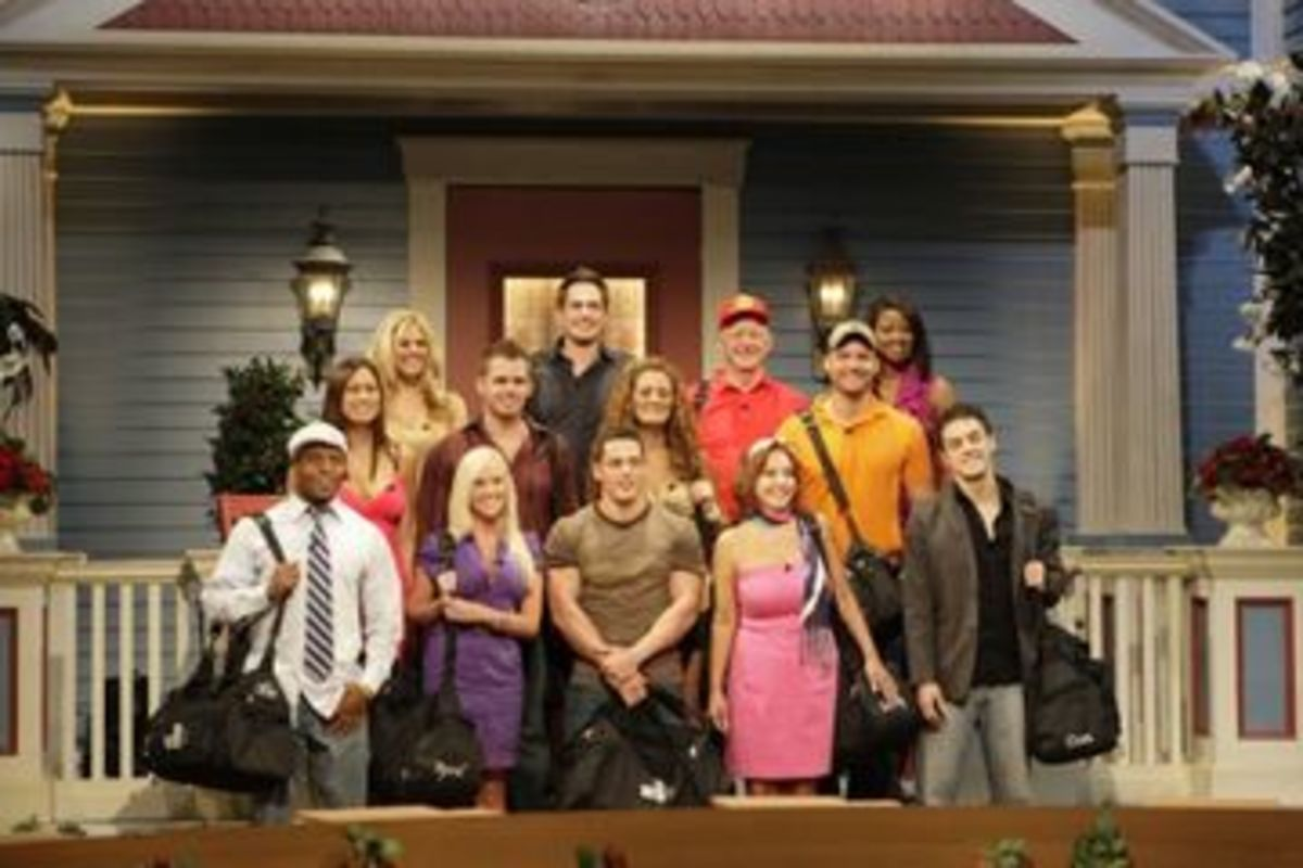 Big Brother Season 10 Cast