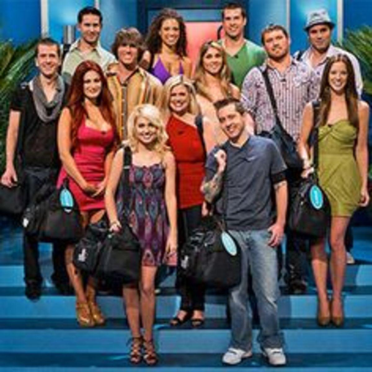 Big Brother Season 12 Cast