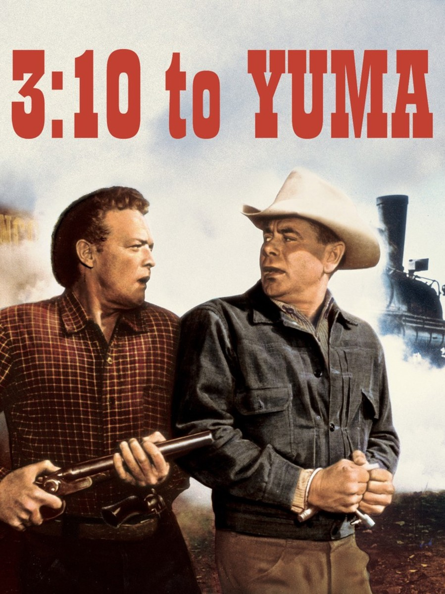Putting an Outlaw on the 3:10 to Yuma