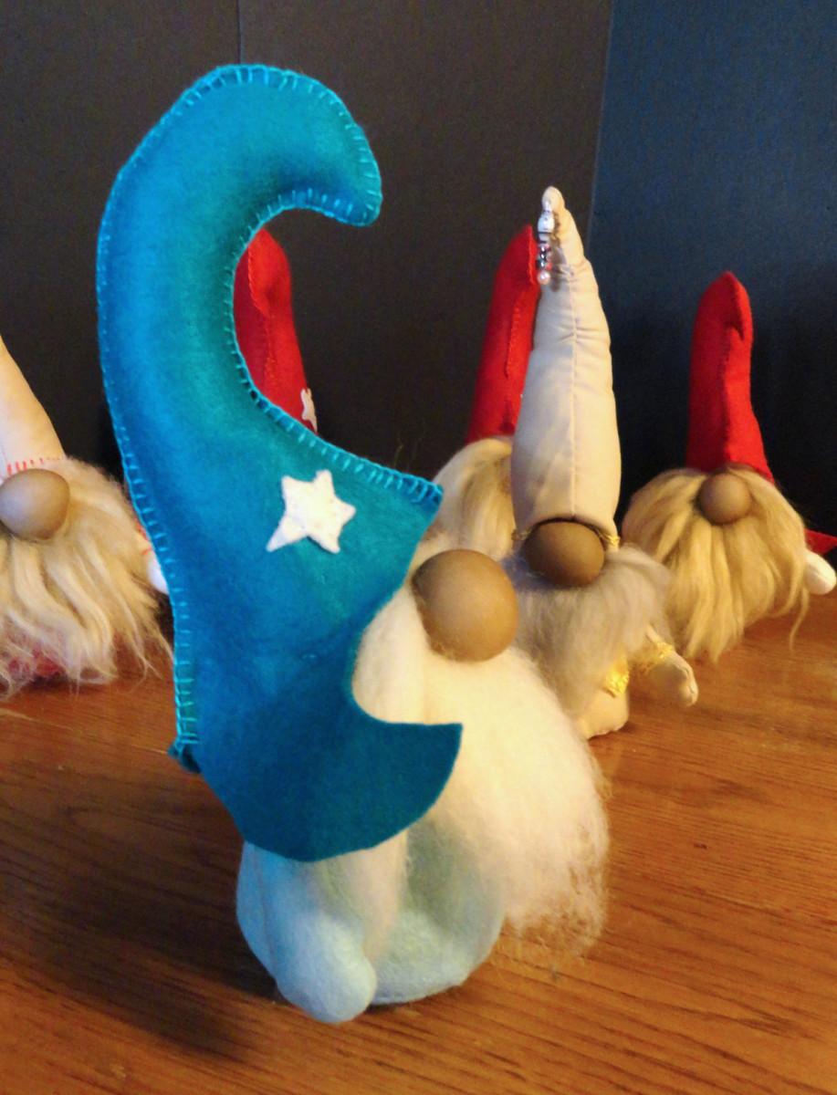 Blue Hat Gnome