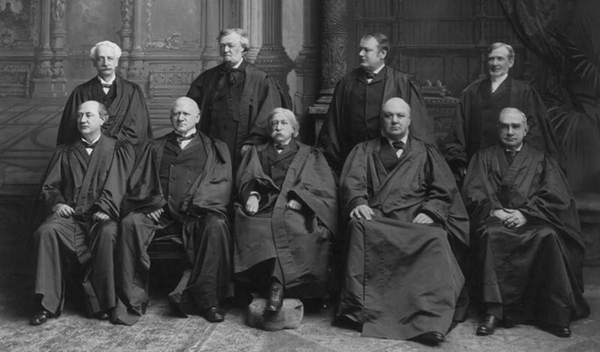 The Fuller Court 1899
