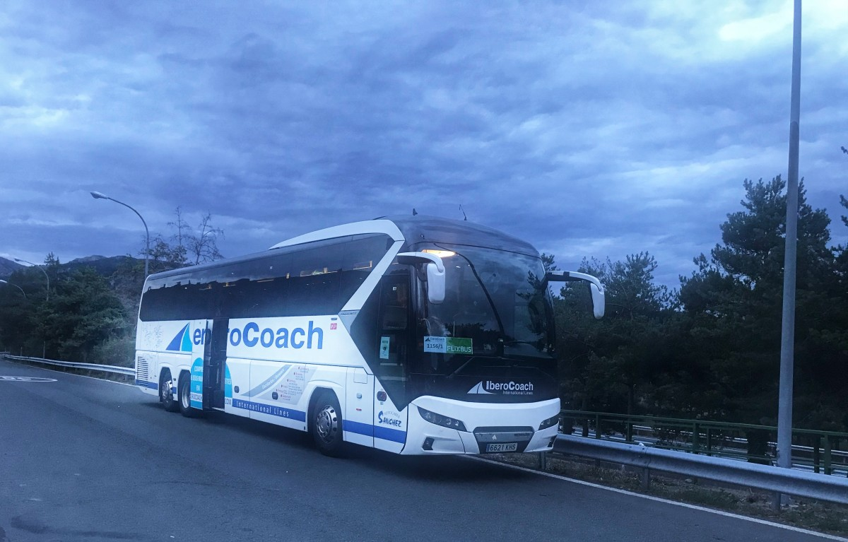 All You Need to Know About Iberocoach Buses