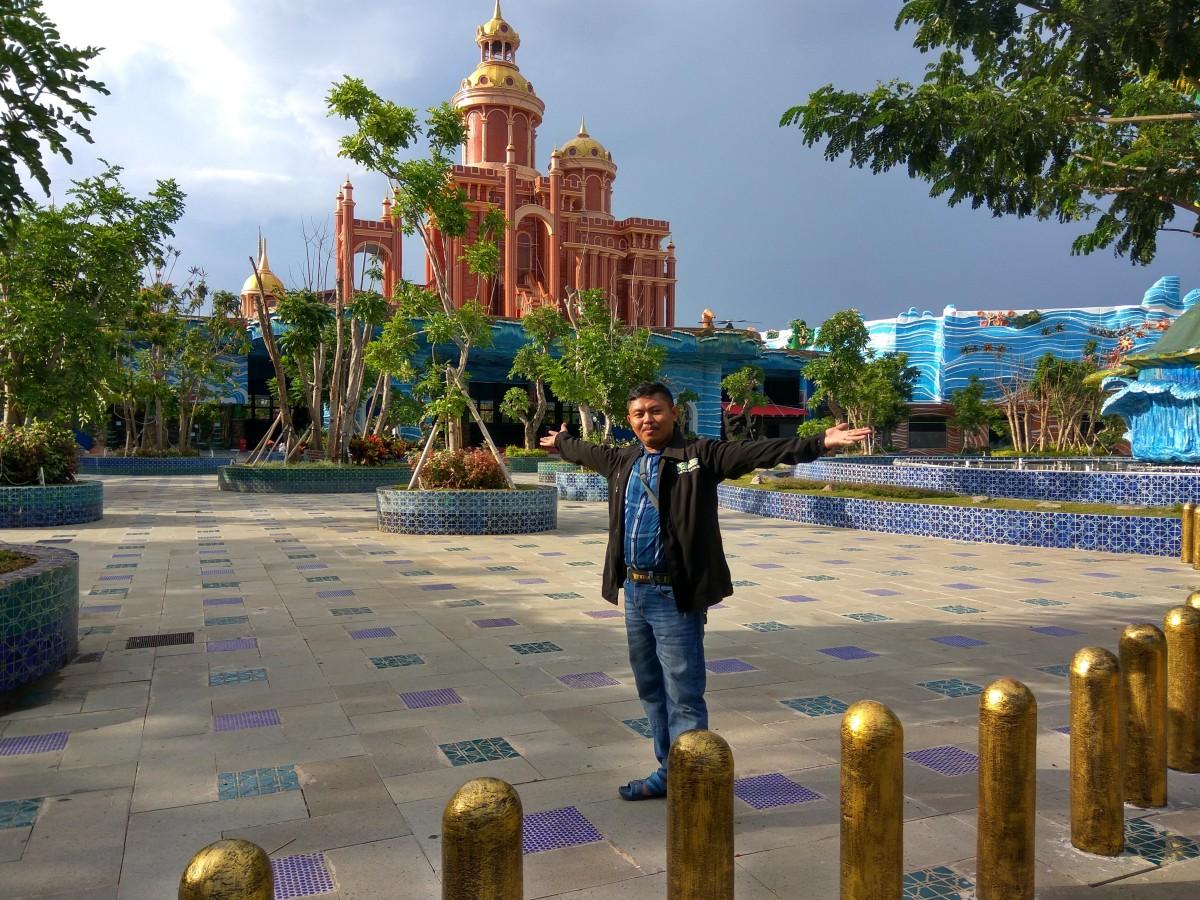 foto di wisata surabaya kenjeran park
