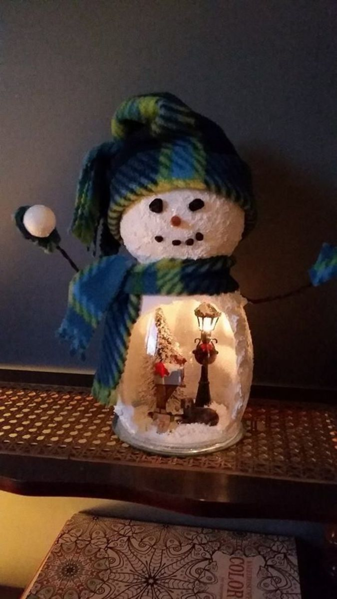 pickle-jar-snowman-christmas-crafts