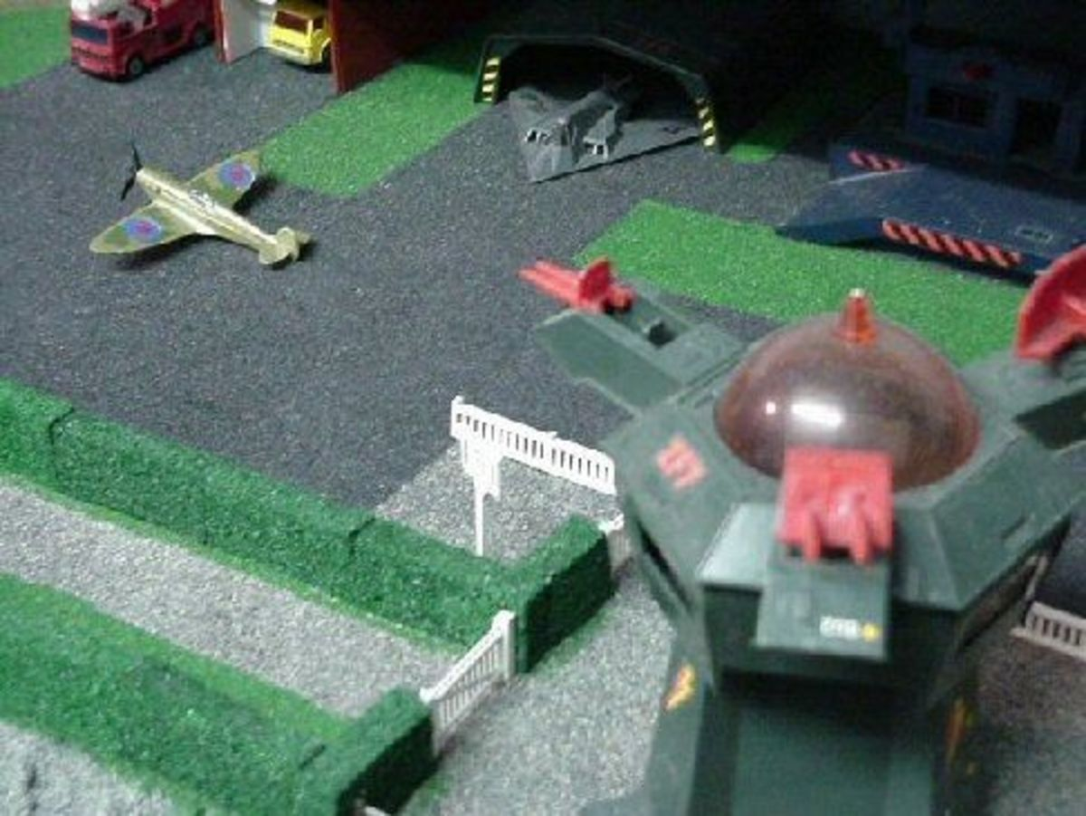 Model Airfield