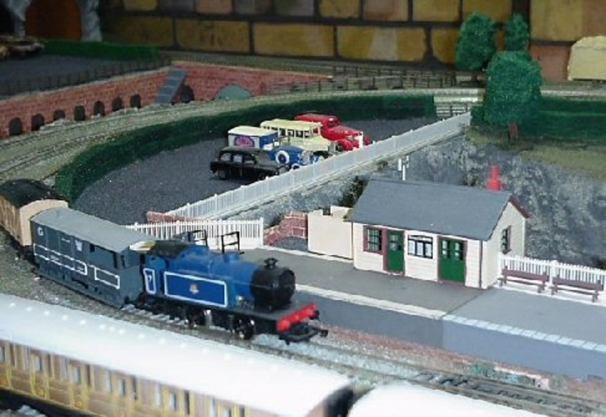 Railway Station Car Park