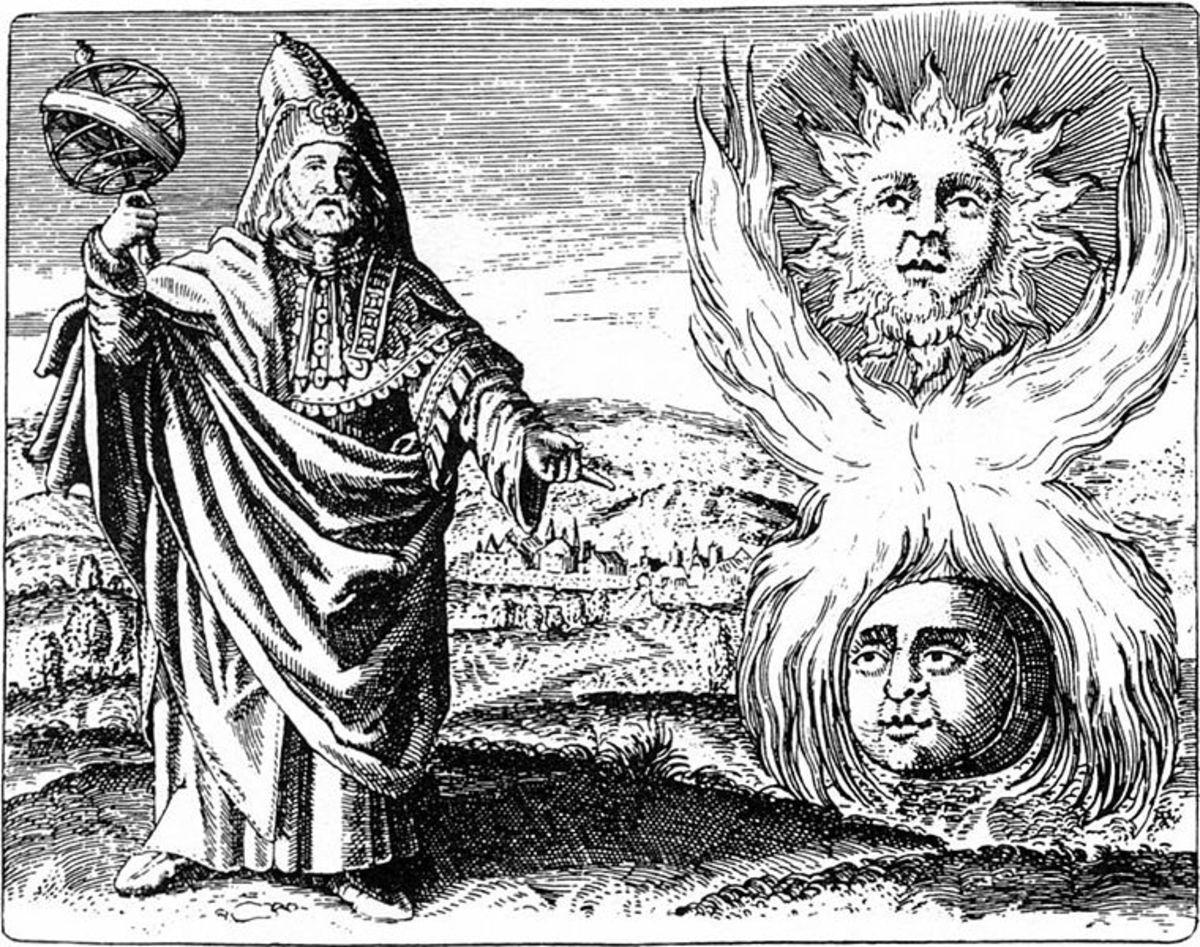 Hermes Trismegistros