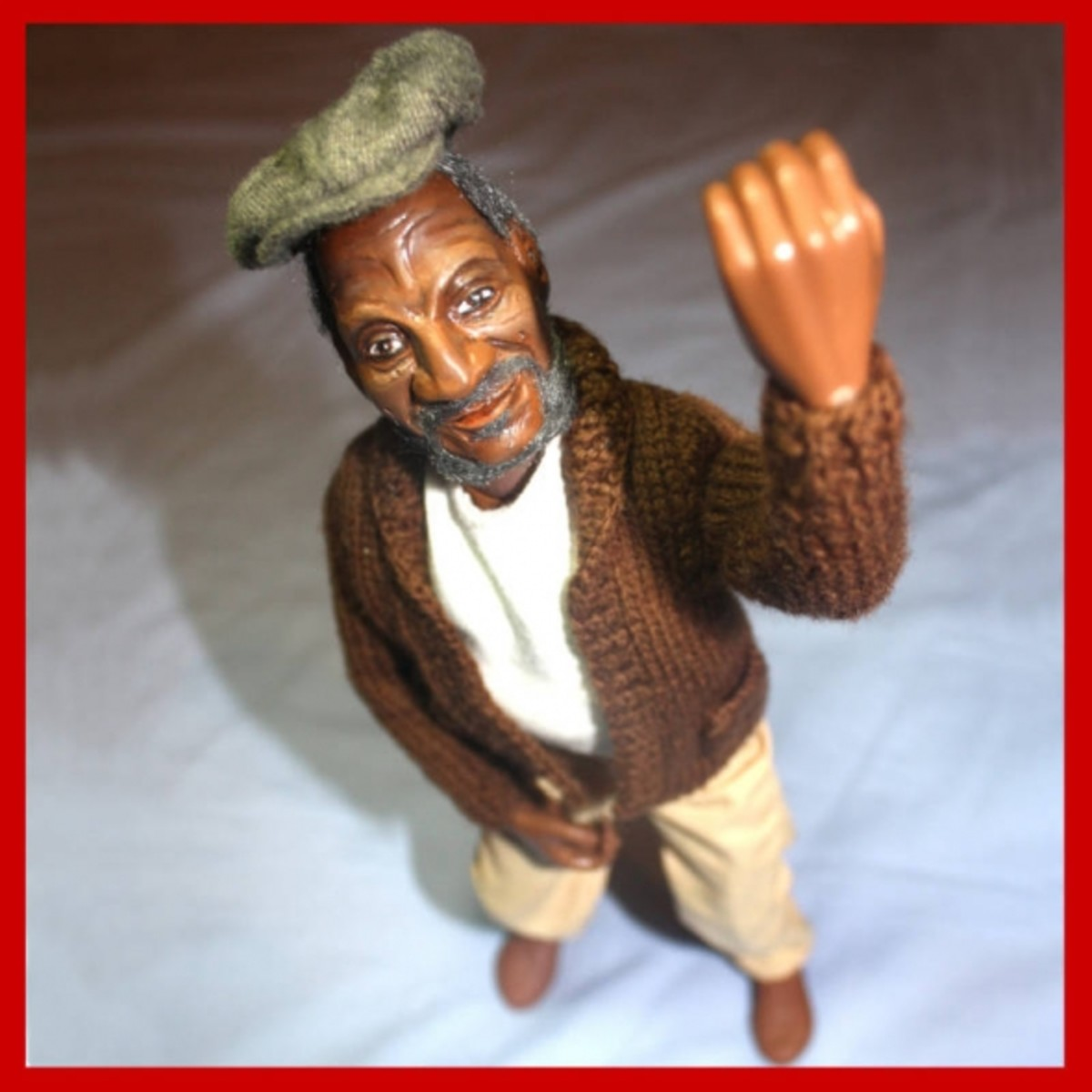 "Redd Foxx as ""Fred Sanford"" by The ShrinkDockter"
