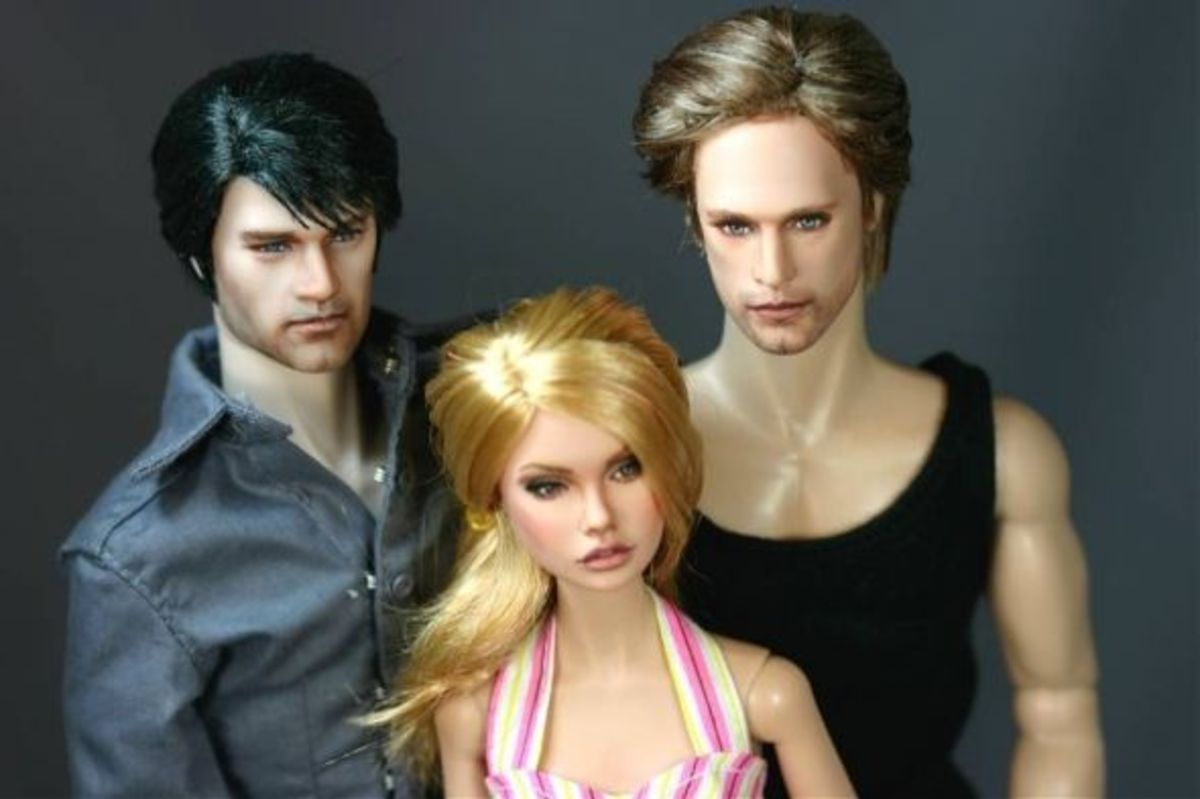 "HBO's ""True Blood"" by Lisa Ramsammy"