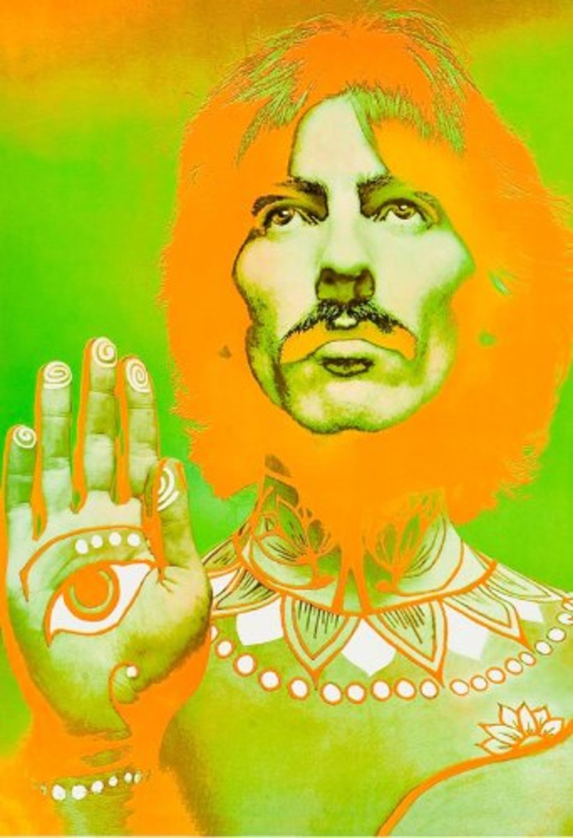 Number 1 in 1971 | George Harrison