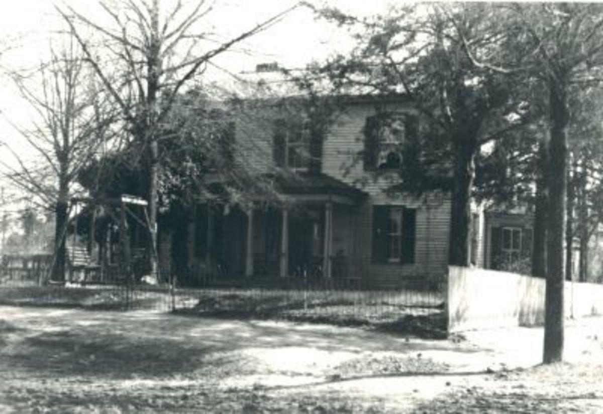 OLD HUNTER HOUSE