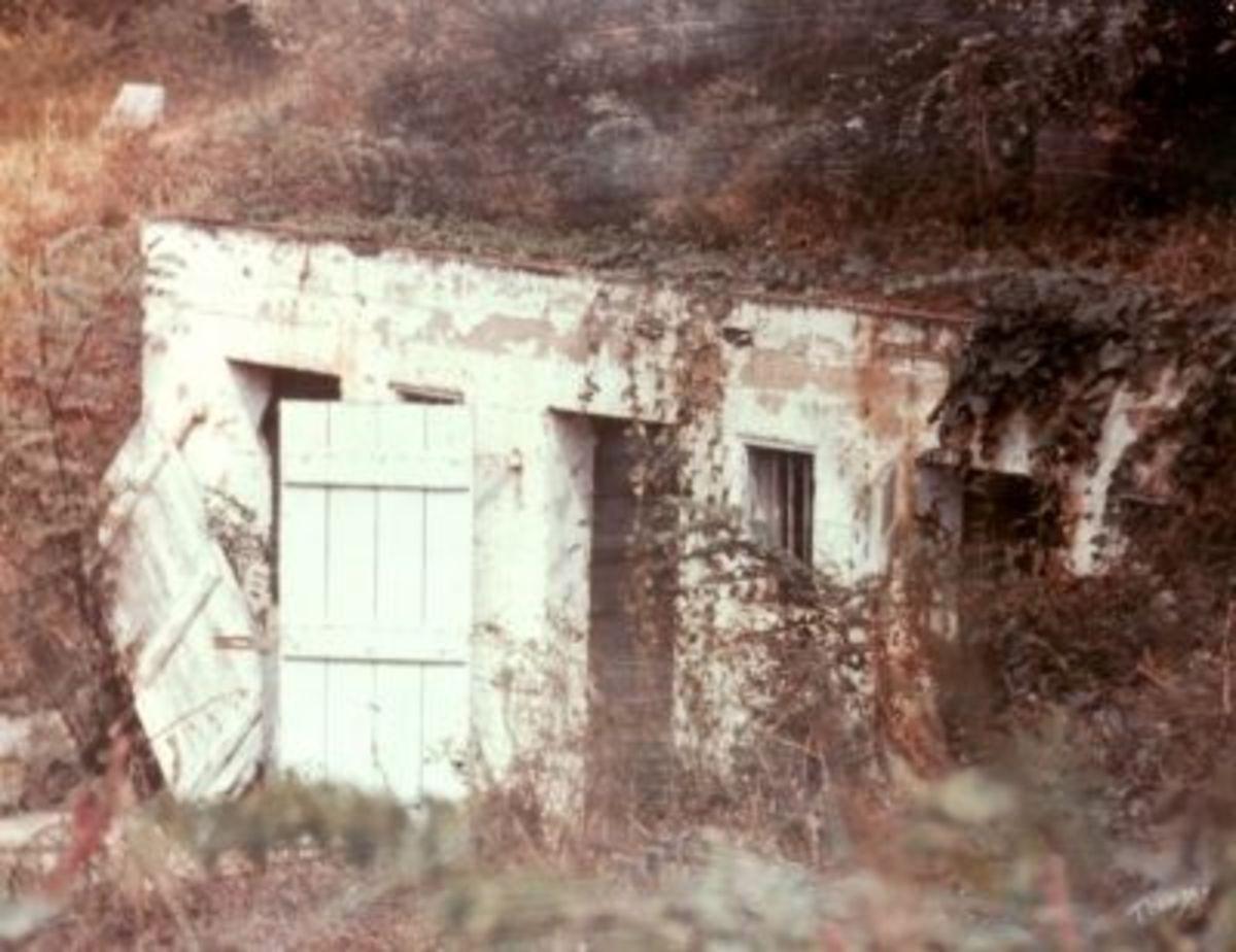 Old Pendleton Jail