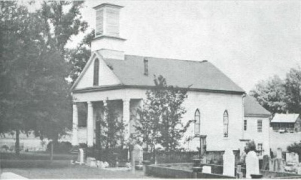 1802 FIRST BAPTIST CHURCH