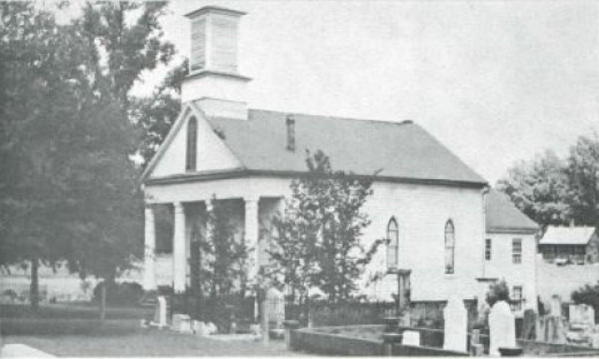 1802 FIRST BAPTIST CHURCH